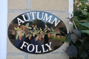 Autumn Folly