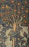 Woodpecker Tapestry - William Morris