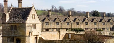 Cotswolds accommodation