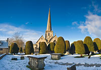 Painswick Church