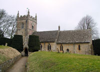 Upper Slaughter Church