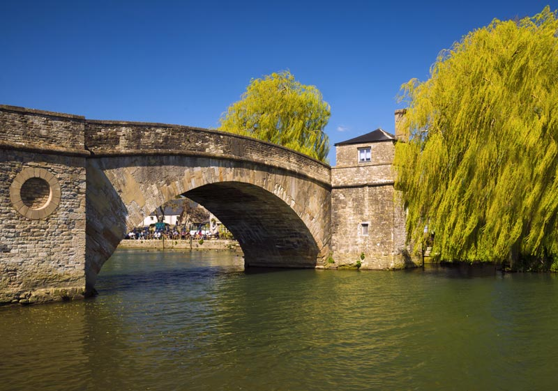 Ha'penny Bridge - Lechlade