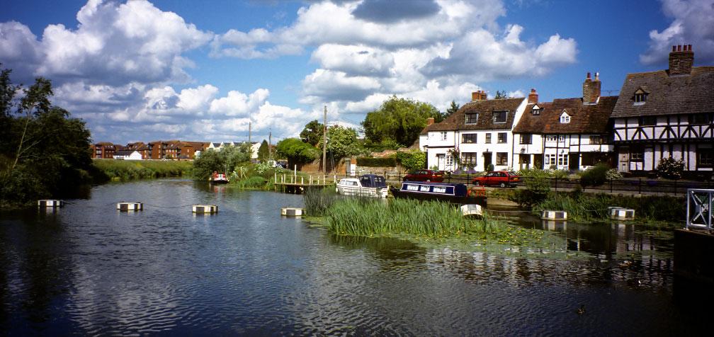Tewkesbury - The Cotswolds, England